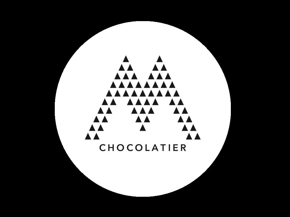 Chocolatier M logo